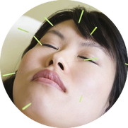 Facial Acupuncture Demo